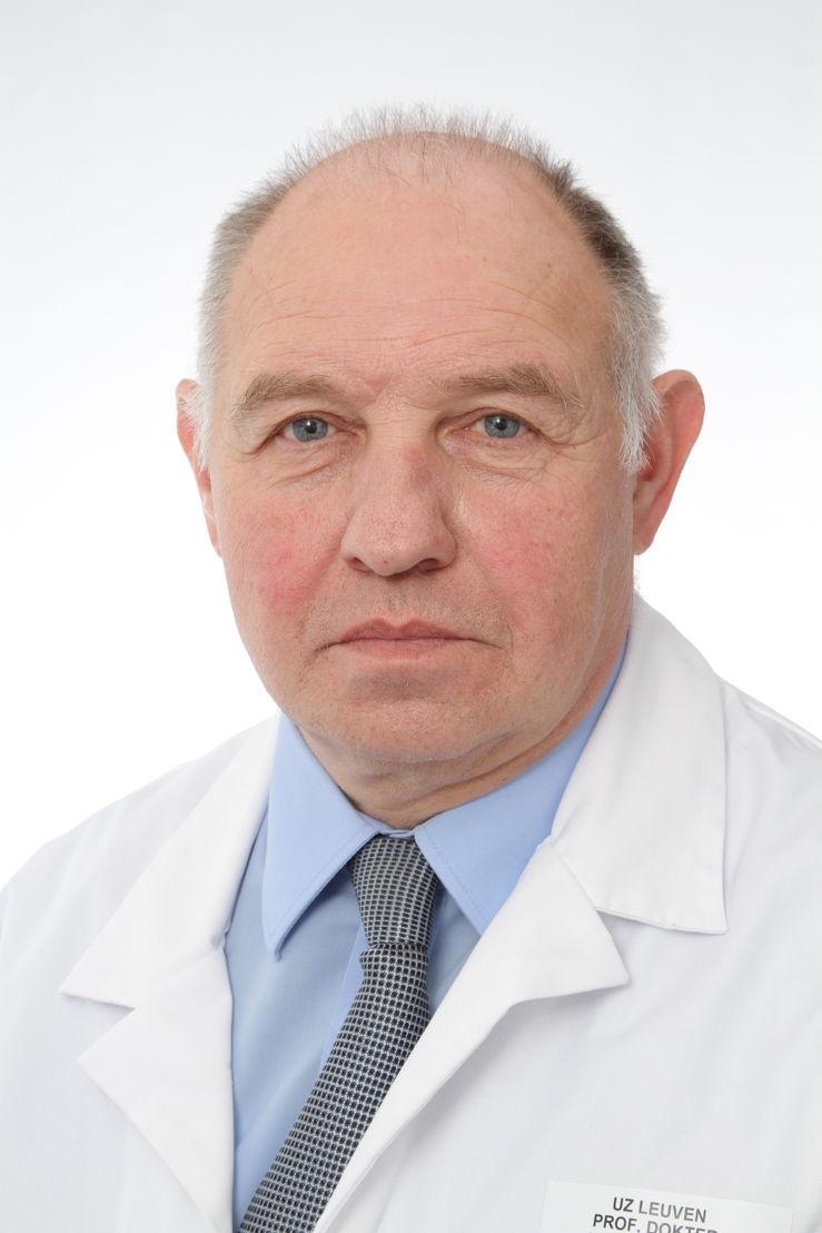 Prof. dr. Willy Coosemans/ © UZ Leuven