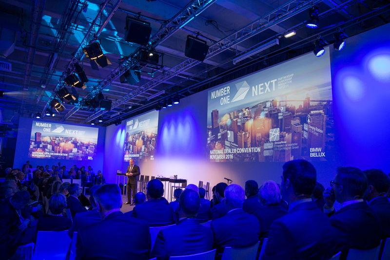 BMW Dealer Convention 2016