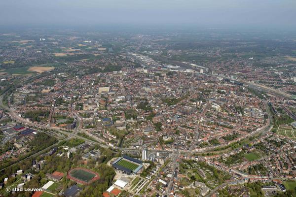 Preview: Stadsfinanciën Leuven kerngezond: stad Leuven sluit 2018 af met een ruim overschot op de rekening