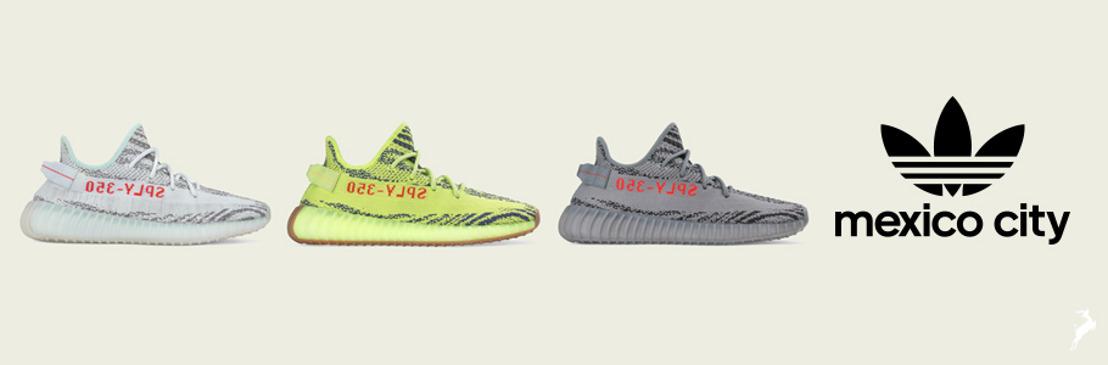adidas Originals + Kanye West anuncian el lanzamiento de los nuevos Yeezy Boost 350 V2