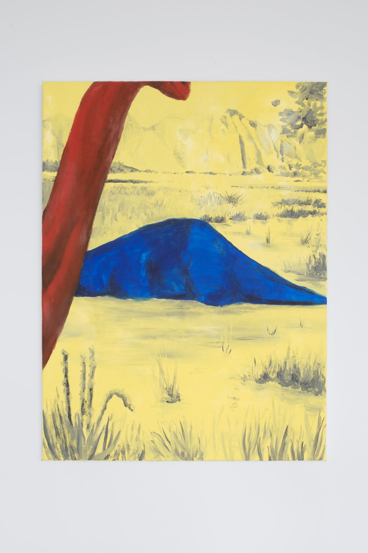 Michael Van den Abeele, Dinosaur #06,2014 (c) Isabelle Arthuis