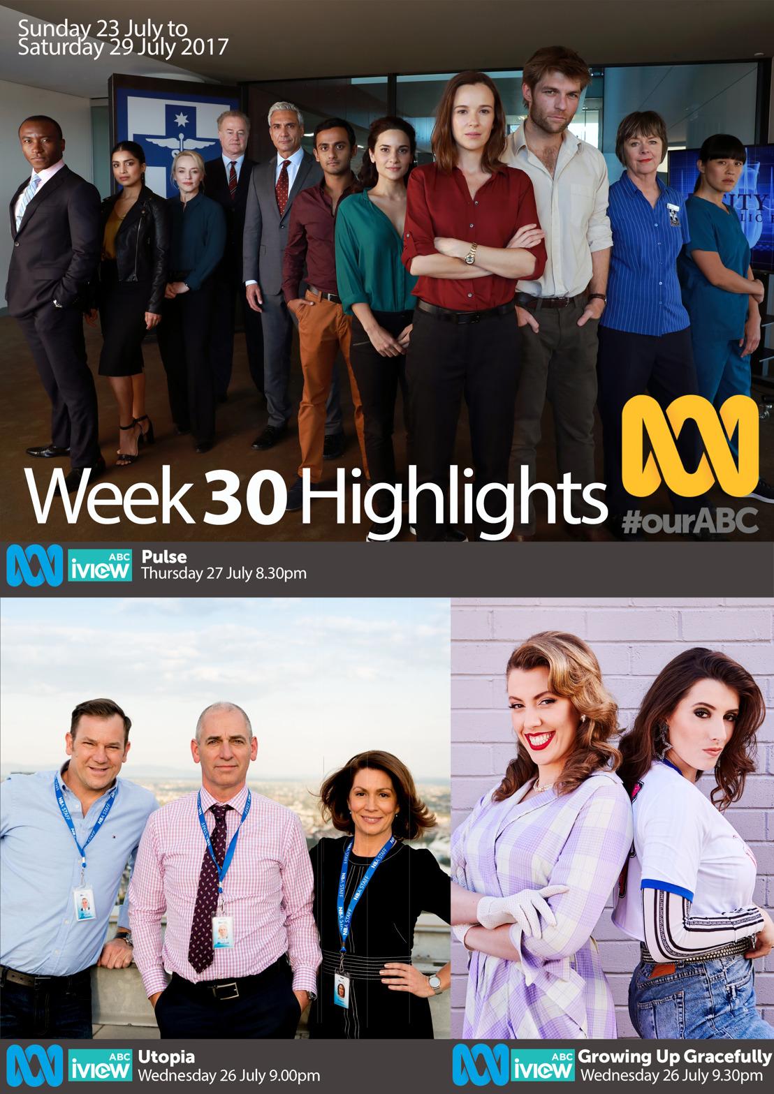 ABC Program Highlights - Week 30