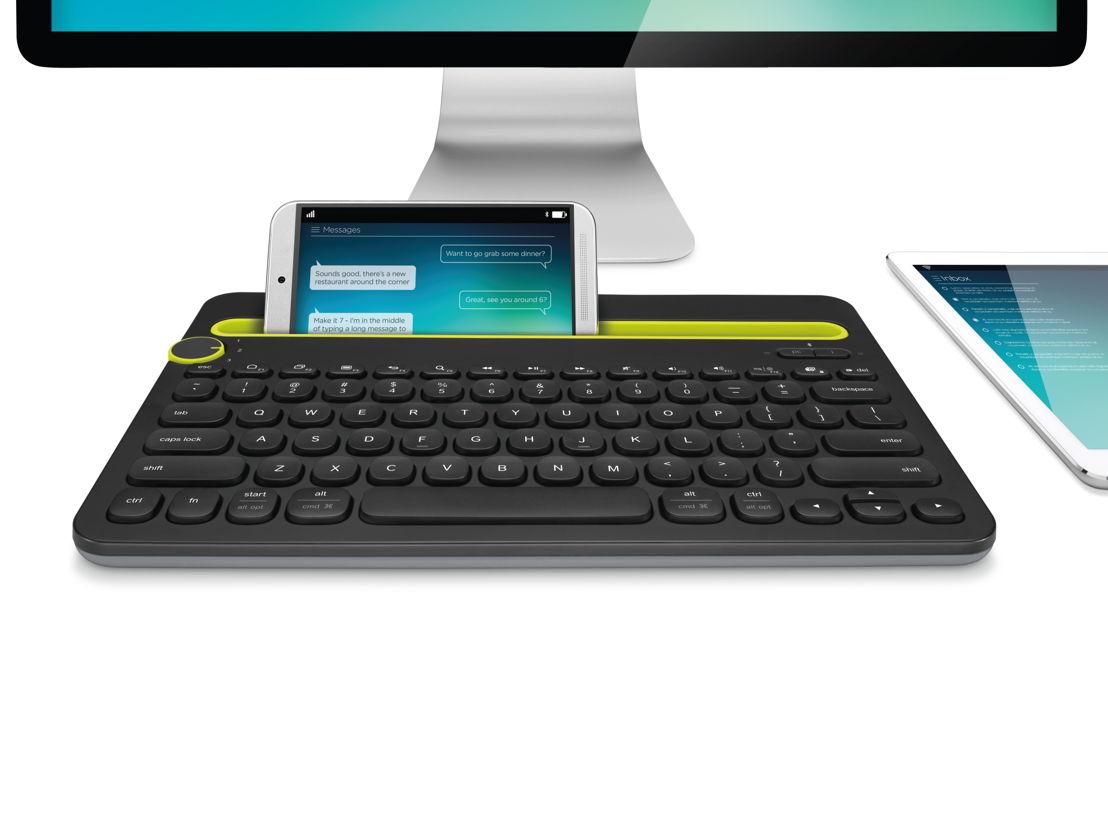 Teclado Multi-dispositivo K480
