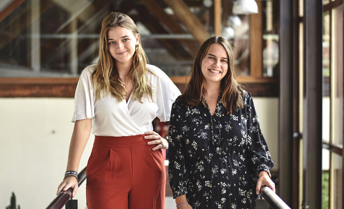 Preview: DDB Brussels welcomes Molly and Laurien