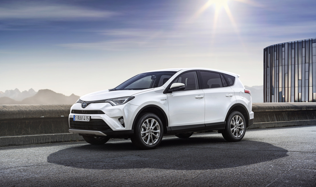 Toyota à l'Autofestival 2016
