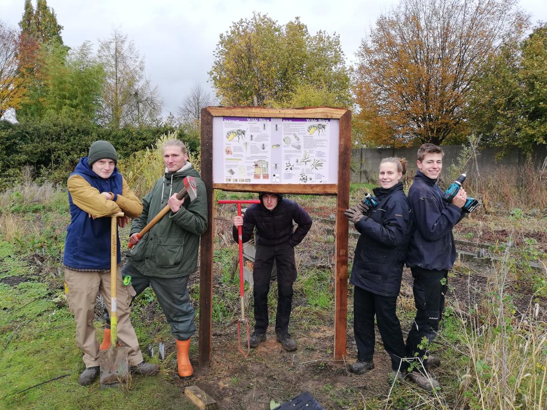 125.000 euro voor een groene speelplaats in 19 Vlaams-Brabantse scholen