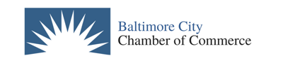 Baltimore City Chamber of Commerce press room Logo