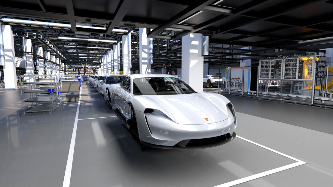 Una mirada a la Producción Porsche 4.0