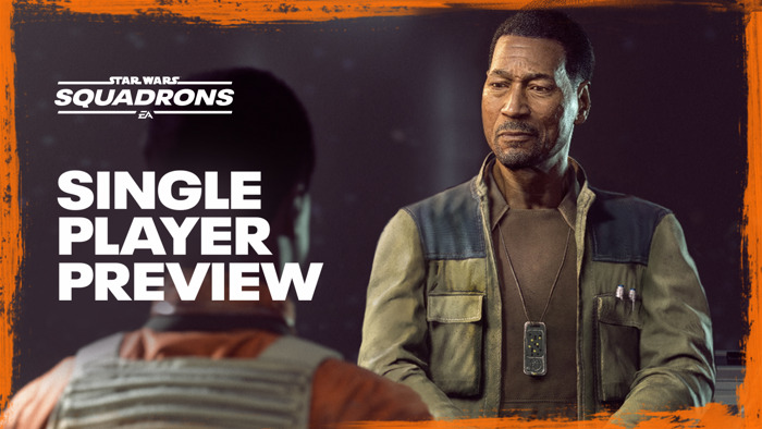 Découvrez la bande-annonce du nouveau mode solo de Star Wars™: Squadrons à l'Opening Night Live de la Gamescom