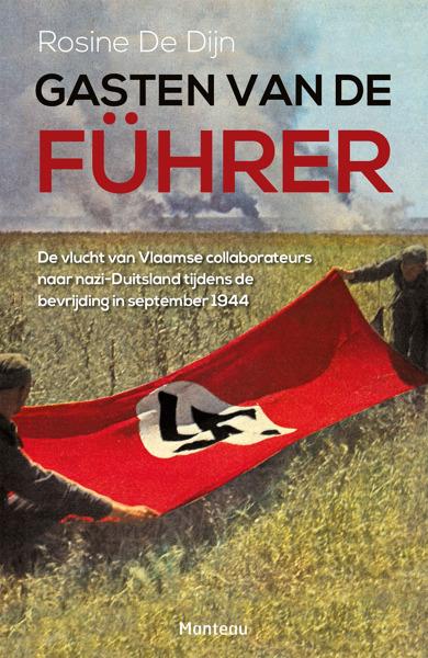Cover Gasten van de Führer