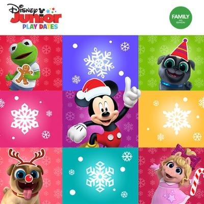 "Atlanta-area Simon centers to host ""Holiday""-themed Disney Junior Play Date"