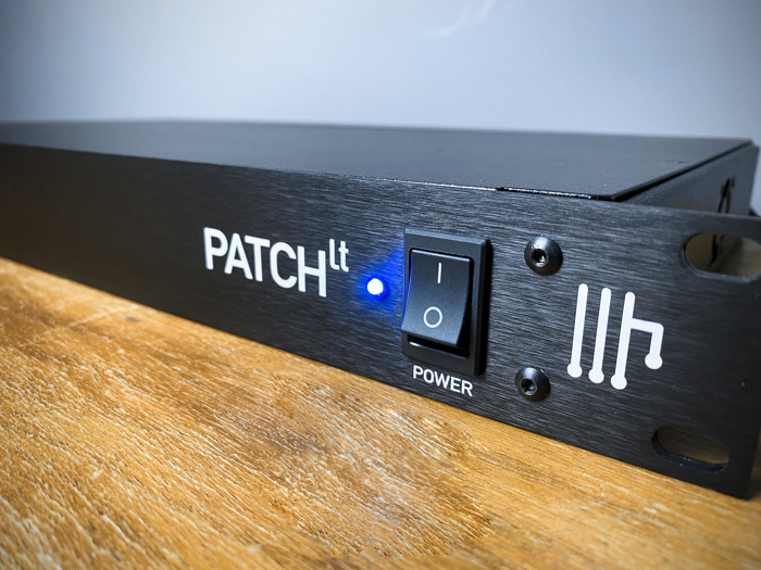 Preview: SMALL BUT MIGHTY: Flock Audio PATCH LT Now Shipping