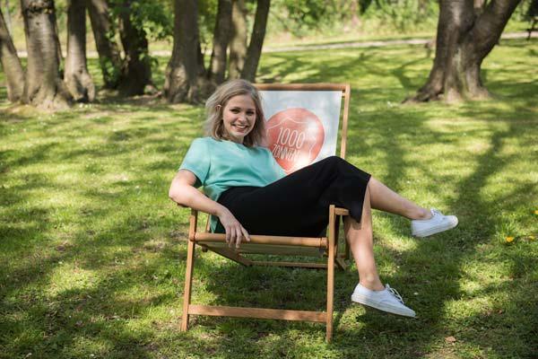 Julie Van den Steen<br/>1000 zonnen (c) VRT