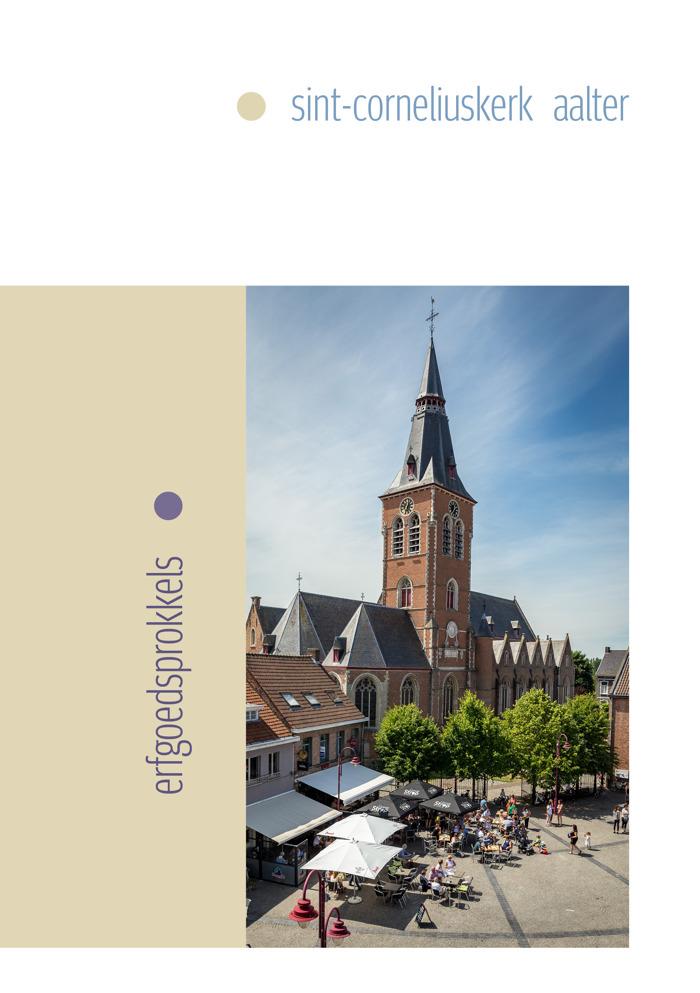 Preview: 30ste Erfgoedsprokkel gewijd aan Sint-Corneliuskerk in Aalter