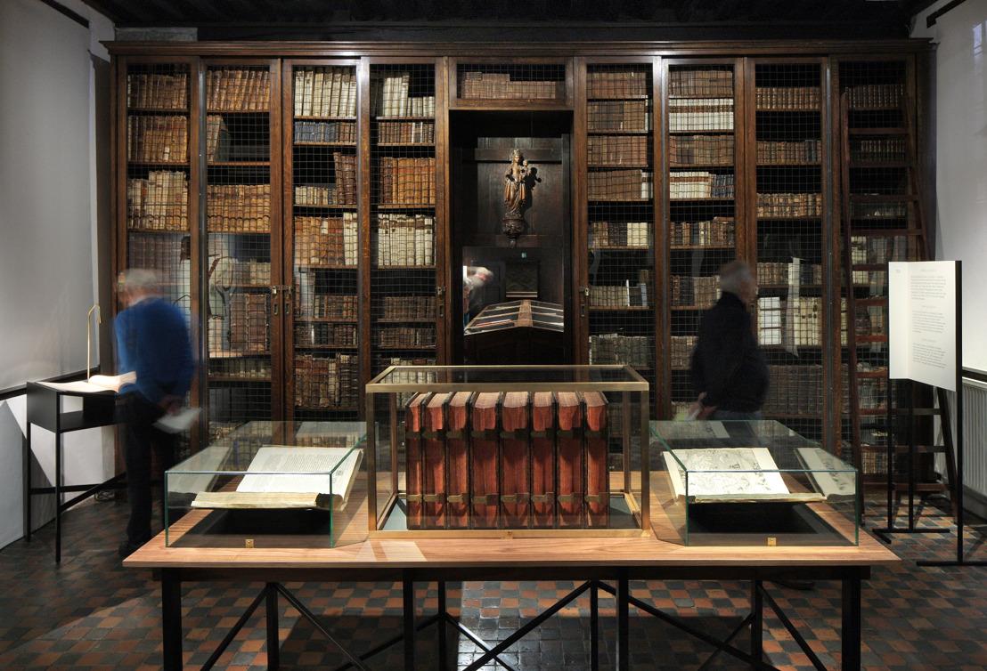 Museum Plantin-Moretus genomineerd voor prestigieuze Museums & Heritage Award