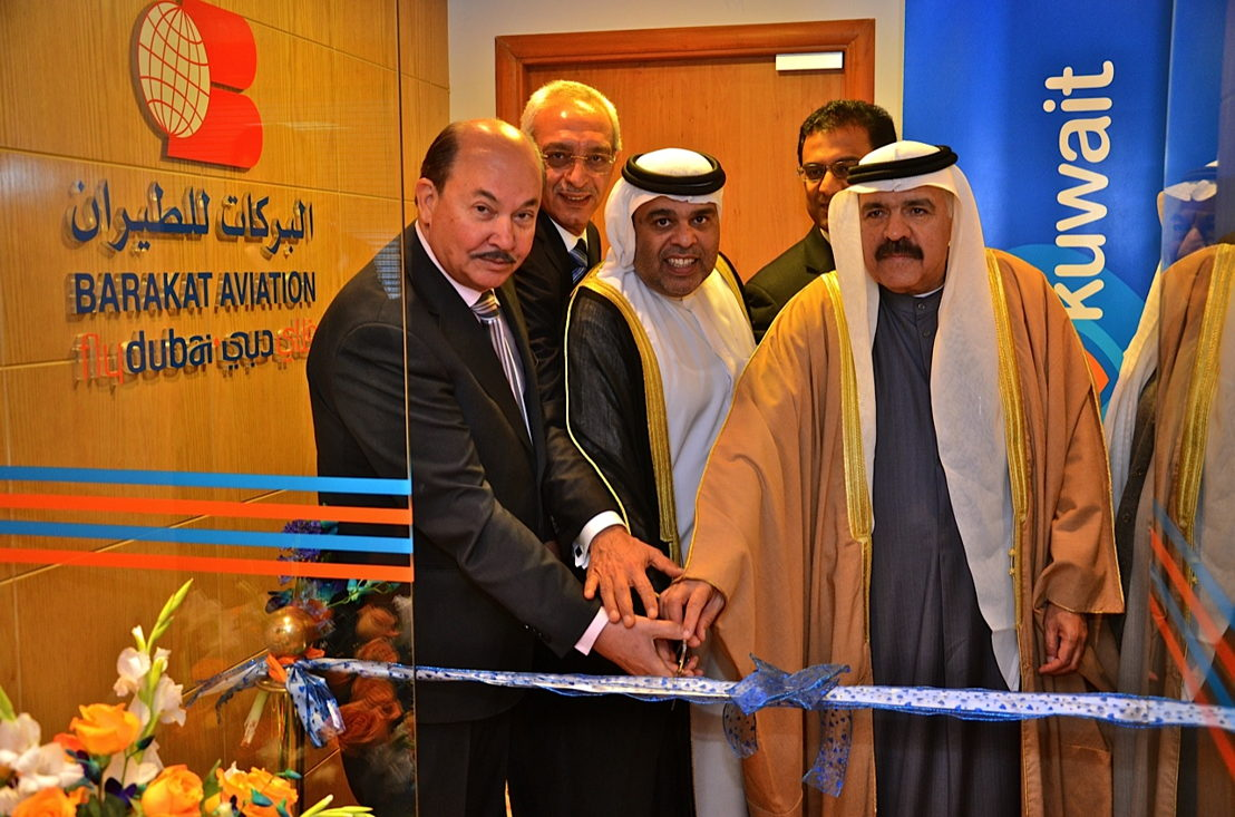 flydubai inaugurates new office in Kuwait