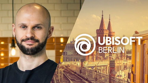 DEREK PATTERSON NEUER STUDIO MANAGER VON UBISOFT BERLIN