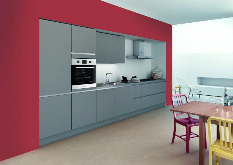 Collection Design - LASER gris minéral / Collectie Design - LASER mineraal grijs © èggo