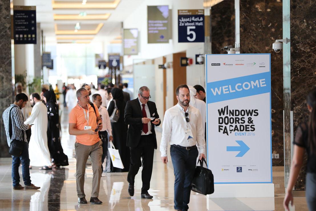 Visitors at Windows, Doors & Facades 2016