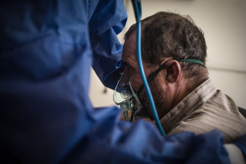 Preview: Northern Syria: Health system overwhelmed in most severe COVID-19 outbreak yet