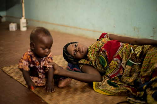 Lives split over the Congolese border