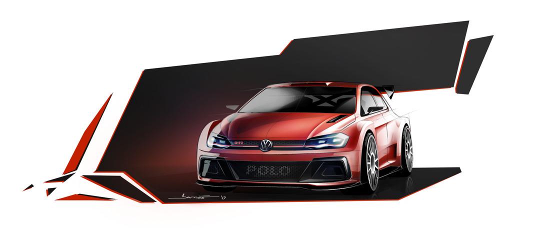 Volkswagen blikt vooruit naar de nieuwe Polo GTI R5