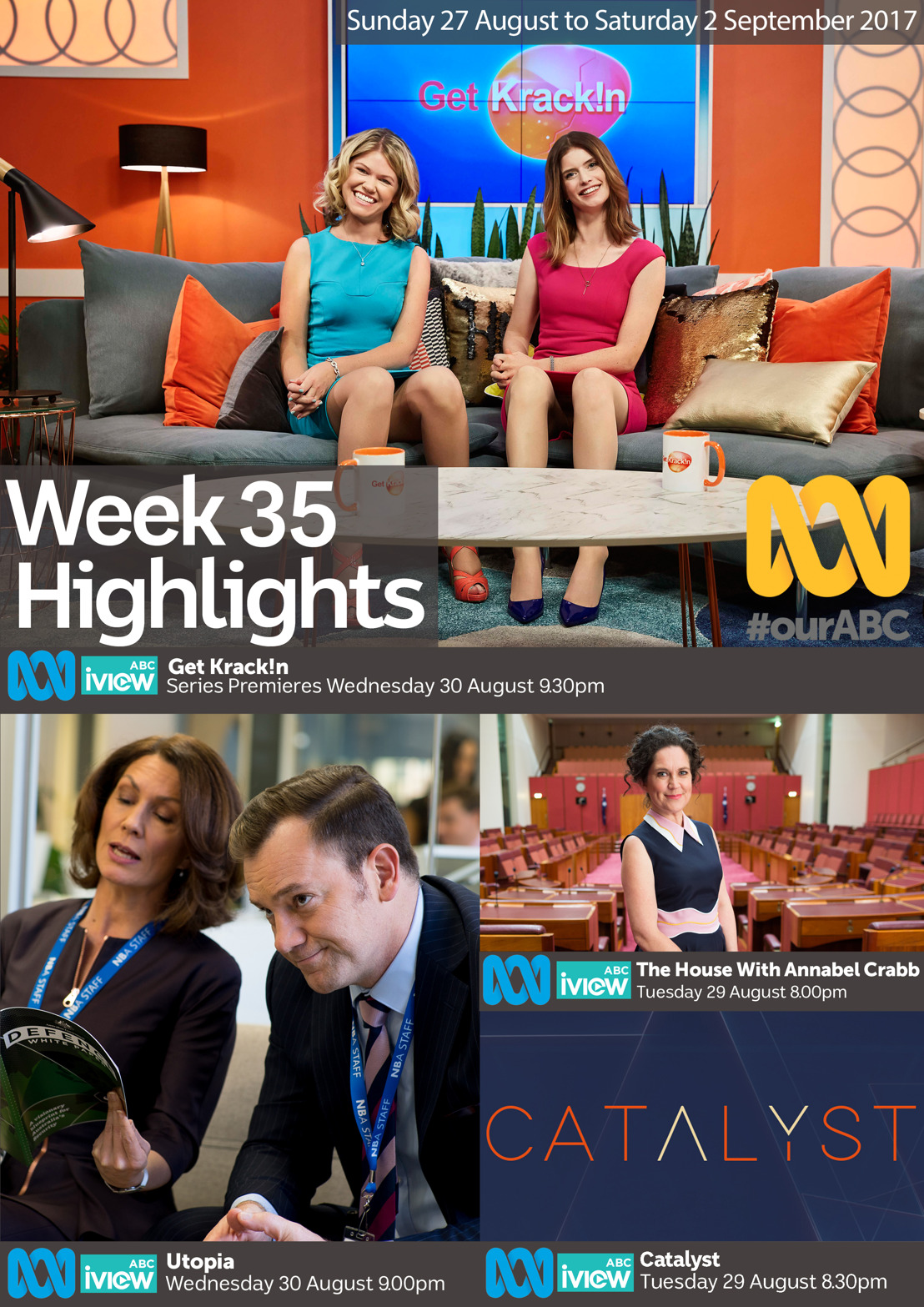 ABC Program Highlights - Week 35