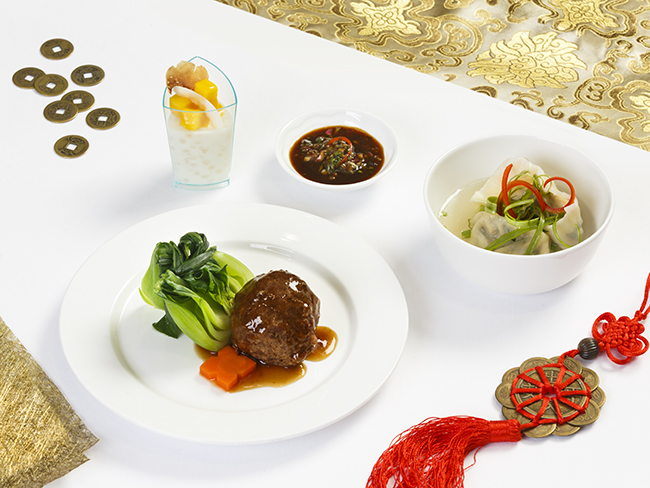 Preview: Savour Festive Flavours Inflight and On The Ground This Lunar New Year