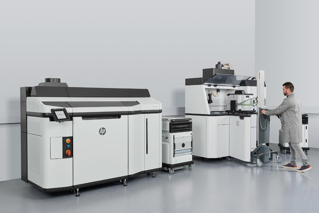 HP and Siemens Deepen Additive Manufacturing Alliance to Advance Digital Manufacturing
