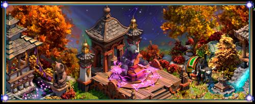 Elvenar: El evento Zodiaco de otoño presenta la tercera temporada
