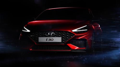 Erster Blick auf den New Hyundai i30