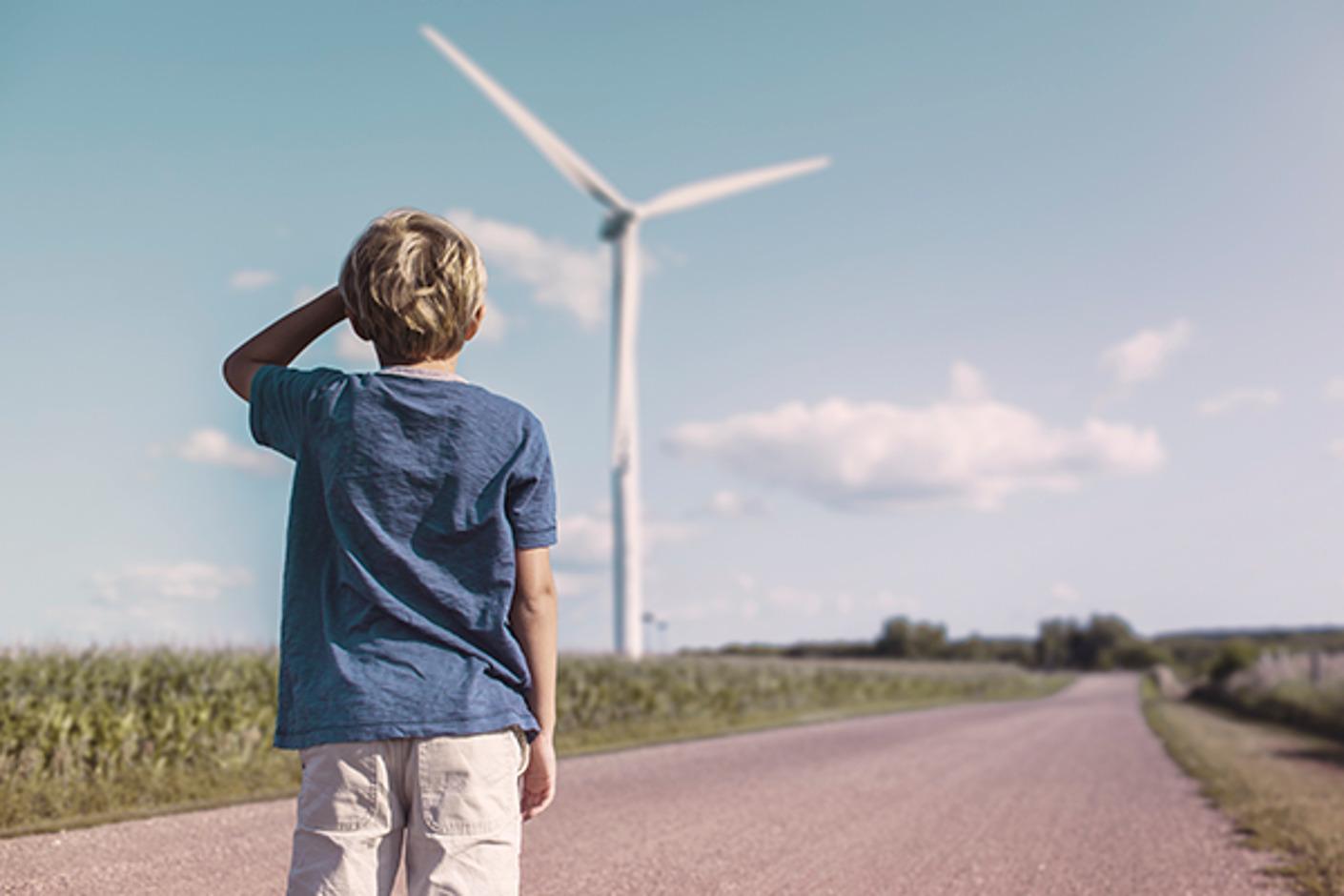 Vous avez un choix: faire tourner des éoliennes ou des centrales nucléaires?