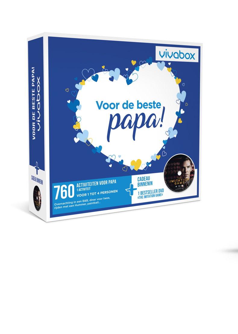 """Vivabox """"Voor de beste papa"""": €49,90"""