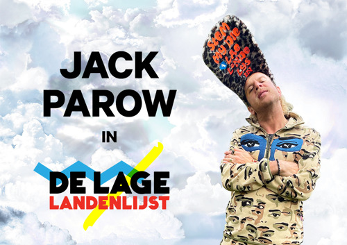 Bonka Circus en Jack Parow pleiten om 'Cooler as Ekke' in de De Lage Landenlijst van Radio 1 te stemmen