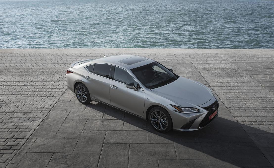 ADAC Ecotest: Lexus ES 300h in praktijk beste score in zijn klasse