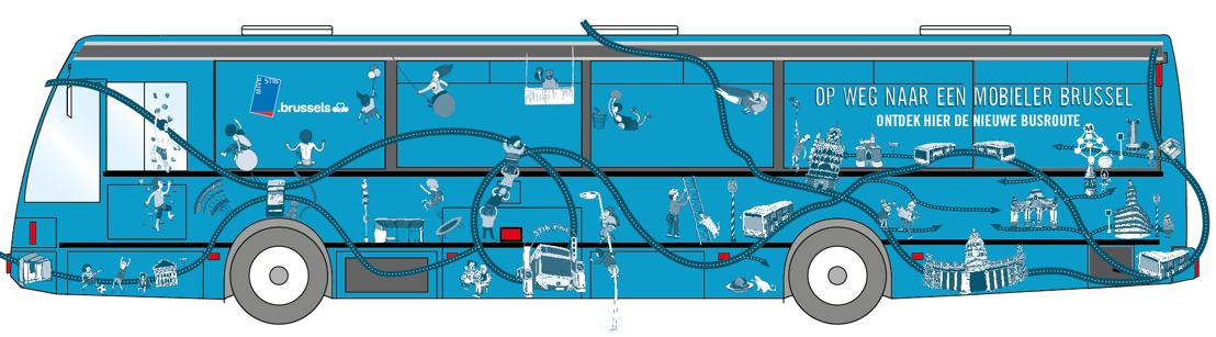 Infobus nieuw busnetwerk