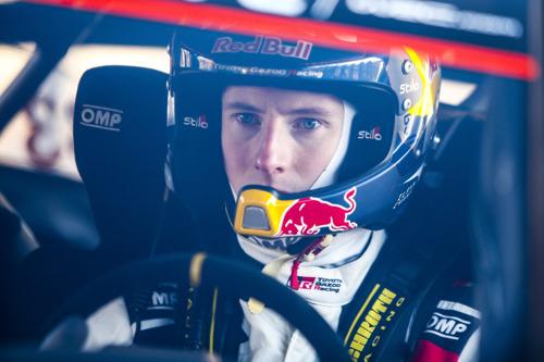 Toyota rallyster Elfyn Evans laat de nieuwe GR Yaris debuteren tijdens Goodwood Speedweek