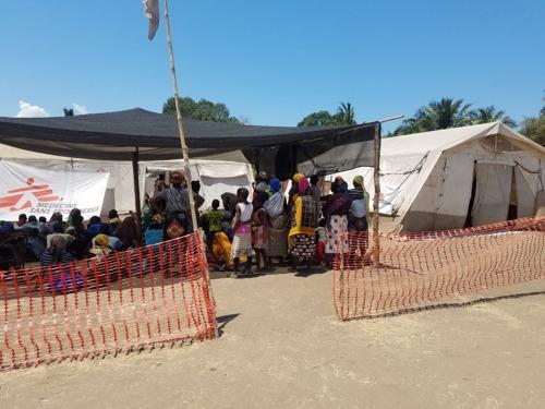 Mozambique: Des centaines de milliers de déplacés ayant fui les violences ont besoin d'une aide d'urgence dans le nord du pays