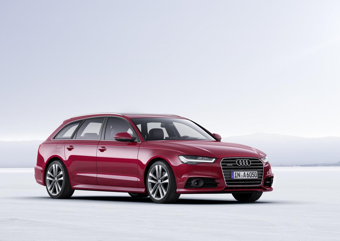 Frisse look en nieuwe uitrusting: Audi A6 en A7 worden nog aantrekkelijker