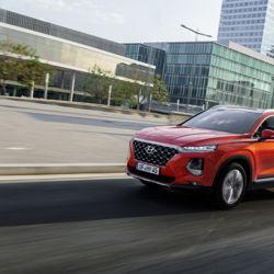 Presskit Hyundai Santa Fe