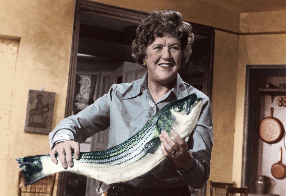 The French Chef Julia Child