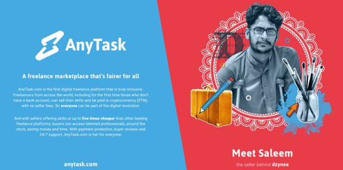 AnyTask, the first global freelance platform to add a translation system enabling billions speaking 109 languages to interact instantly