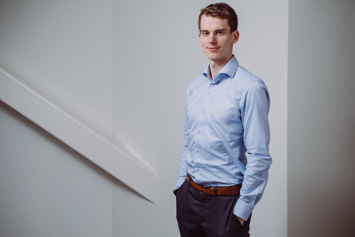 Cedric Bogaert, mede-oprichter en CEO van myNEO