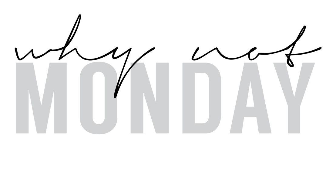 Logo Whynotmonday.com