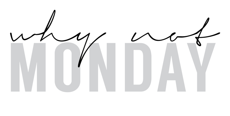 Logo Whynotmonday.com