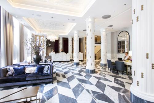 Britannia Hotel mejora la experiencia para sus huéspedes con el sonido de más de 360 equipos Bose Profesional
