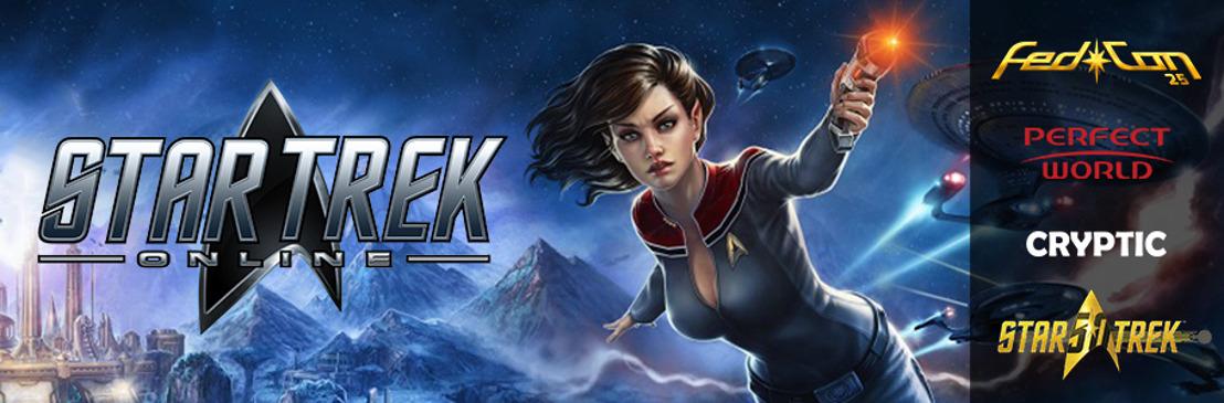Die bisher größte Ankündigung für Star Trek Online auf der FedCon