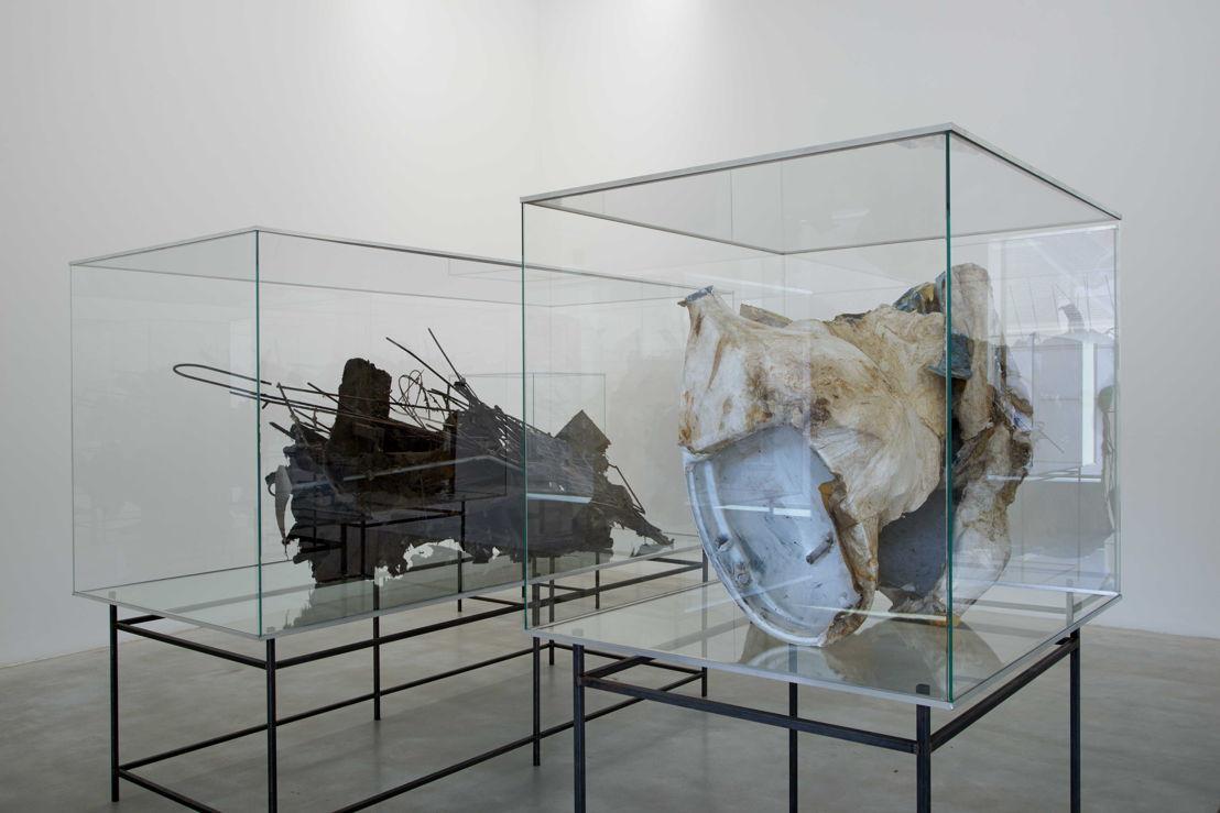 Peter Buggenhout, Mont Ventoux #6.1, 2010-2014 | The Blind Leading The Blind #64, 2014<br/>M – Museum Leuven, 2015<br/>Photo: Dirk Pauwels