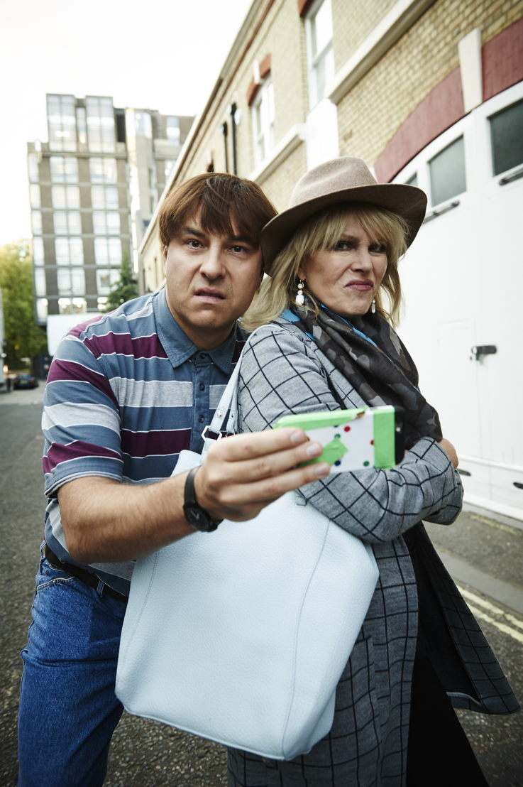 Walliams and Friends - David Walliams and Joanna Lumley