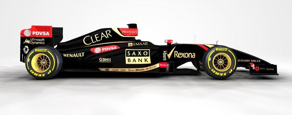 Photo: Lotus F1 Team